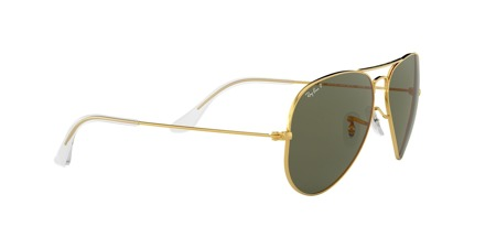 RAY BAN AVIATOR LARGE METAL 0RB 3025 001/58
